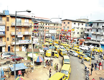 Ojuelegba: Welcome to Lagos' den of the Devil » Weekend