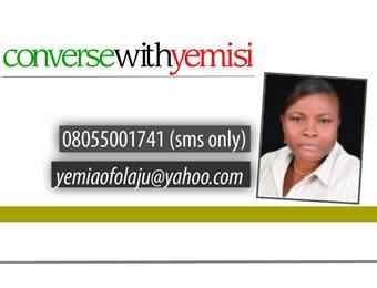 Yemisi mother