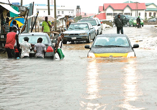 flood in kano