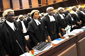 Lawyers, NBA Lawyers pledge pro-bono service, defence lawyers, legal practitioners, disputes, COVID-19