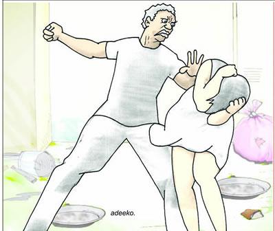 My husband beats, starves me of food —Wife - Tribune Online