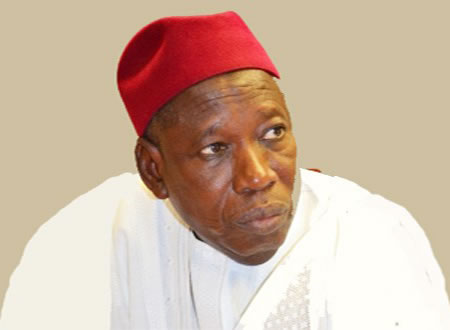 Ganduje promises to solve challenges of NYSC in Kano - NIGERIAN TRIBUNE