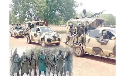 Military, Troops, Troops arrest illegal arms