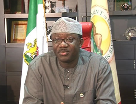 Buhari congratulates new NGF Chairman Fayemi