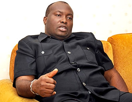 Fire disaster: Ifeanyi Ubah visits Onitsha, vows to put measures to end explosion