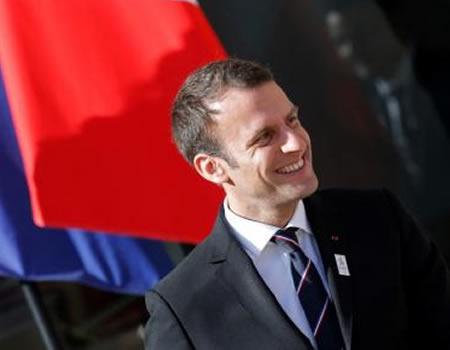 Macron, France fighting Islamist extremism