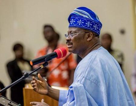 I'm leaving legacy of peace, security in Oyo ? Ajimobi