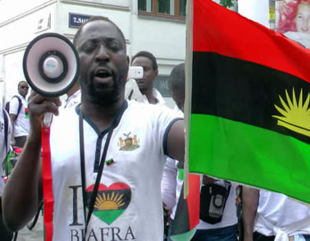 IPOB orders sit-at-home for October 1, no Nigerian flag in South-East