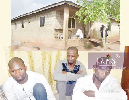 I killed my psychiatric patient for money rituals —Suspect » Latest