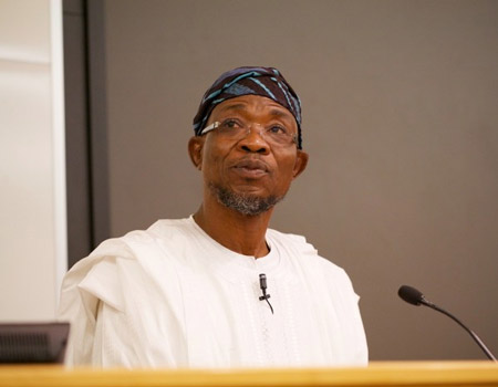 NSCDC and immigration recruitment, Aregbesola, Polytechnics