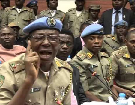 Peace Corps urges IGP to obey court order, unseal Abuja headquarters
