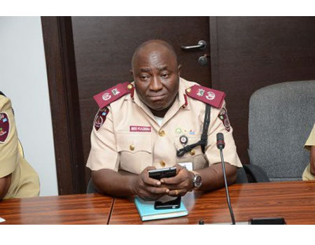 FRSC dismisses reports on number plate price hike, insists corps not  revenue agency   Tribune Online