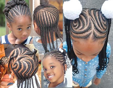 Back To School Latest Nigerian School Hairstyles