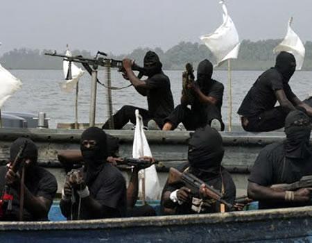 Pirates attack Swiss vessel in Nigerian waters, kidnap 12