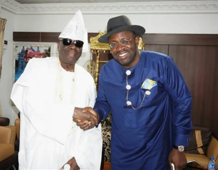 Nigeria won't break-up — Oba Akiolu •Calls for true