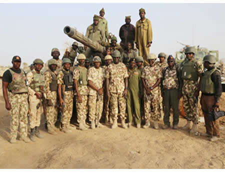 Troops foil attack, arrest wanted bandit, recover pump action rifle in Zamfara, Katsina | Tribune Online