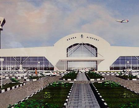 Asaba, Delta to upgrade Asaba airport