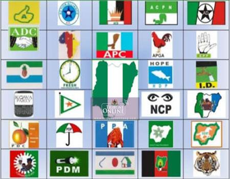 Ondo governorship party consensus, Itesiwaju, parties, political parties