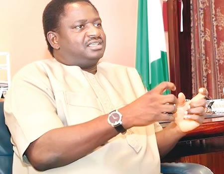 Buhari will obey court's order on the VAT ― Adesina