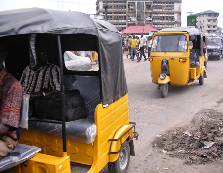 Motorcycle, tricycle operators