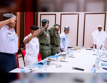 Service chiefs, MMWG lauds appointment