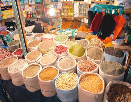 NSPRI food insecurity, foods, food festival, food price