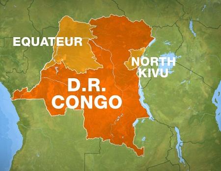 Congo declares end of Ebola, east