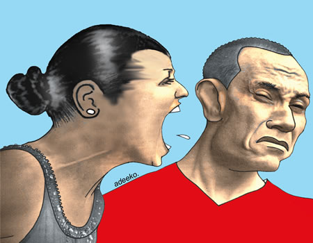 3-yr-old marriage crashes over insults, verbal abuse