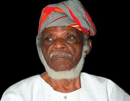 Buhari, Senator Ayo Fasanmi, dies.