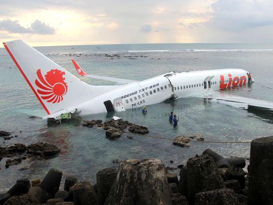 Plane Crash Boeing 737 Plane Crashes In Sea Off Jakarta No Survivors