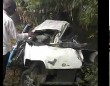 Benue Autocrash, crash, Osun
