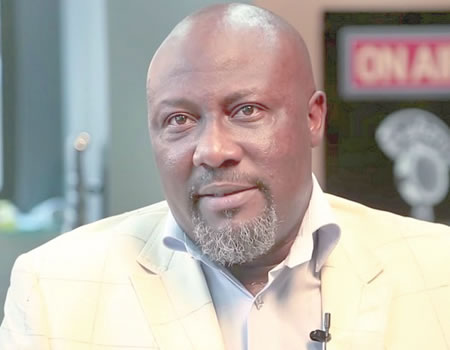 Court judgement is human judgment ? Melaye