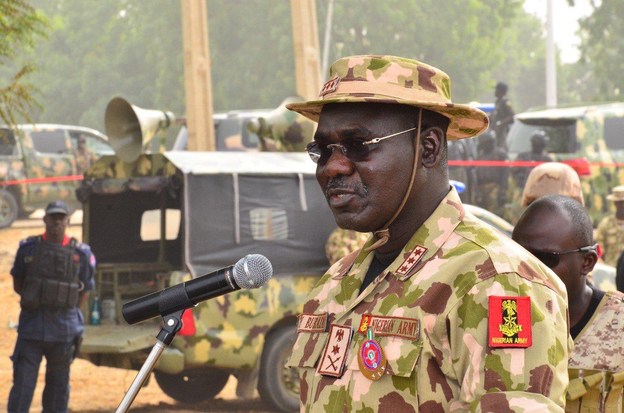 Army, kidnap, Troops neutralise terrorists, Borno