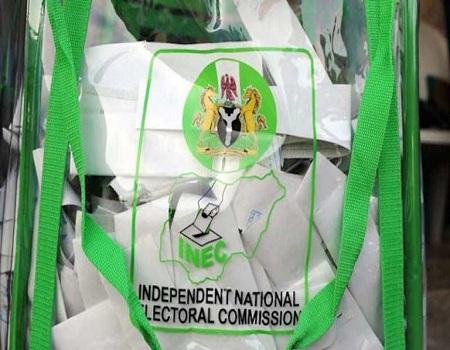 INEC, Edo, election, , Algon, Ekiti, sokoto APC, Rerun votes, election
