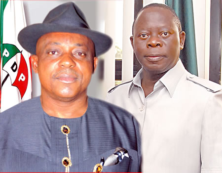 Bayelsa poll: APC, PDP trade words over alleged assassination attempt on Dickson's aide