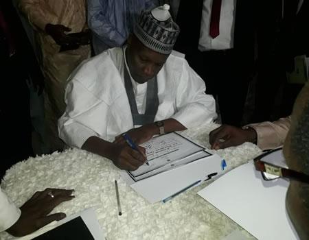 Gombe governor, Inuwa Yahaya issues Executive Order - NIGERIAN TRIBUNE