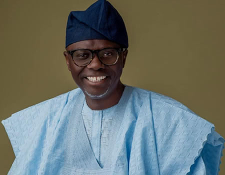 Sanwo-Olu commissions recreational park in honour Abayomi Finnih - NIGERIAN TRIBUNE