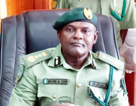 National Park Services seeks Armed Forces' support to safeguard forest reserve