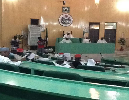 Kano Assembly gives Ganduje 48 hours ultimatum to remove revenue board chairman