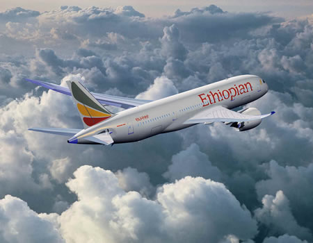 Image result for FAAN Says Ethiopian Airline Encountered Bad Weather But Landed Safely