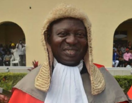 Assembly confirms Alogba as 17th Lagos State Chief Judge - NIGERIAN TRIBUNE