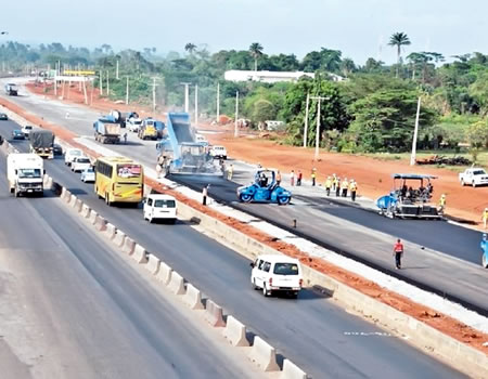 Lagos-Ibadan, Lagos-Ibadan Expressway