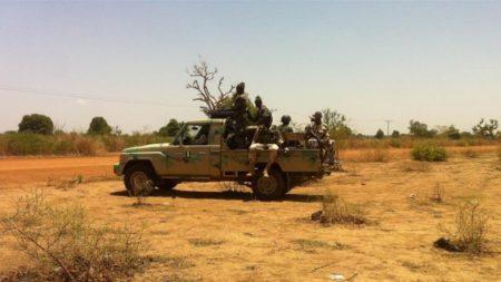 army kills, terrorists