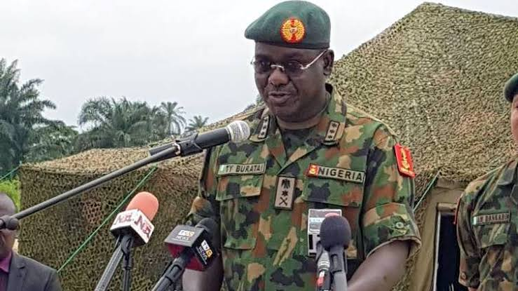 Don't spare unrepentant bandits, rustlers and kidnappers ? Buratai