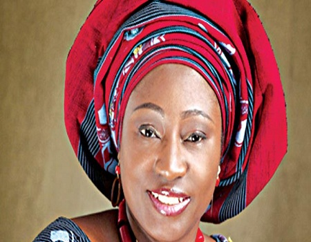 Fayemi's wife urges students to spend less time on social media