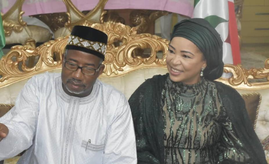 New Lebanese wife of Gov Muhammed arrives Bauchi - NIGERIAN TRIBUNE