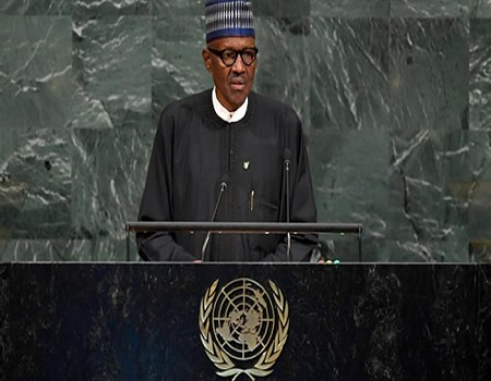No easy solution to human rights abuses, poverty, inequality ― Buhari