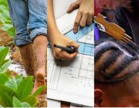 Farmers, architects, hairdressers have sex more than people with other jobs, research finds