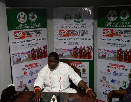 Edo NAFEST: We are expecting over 500,000 visitors, tourists ― Runsewe