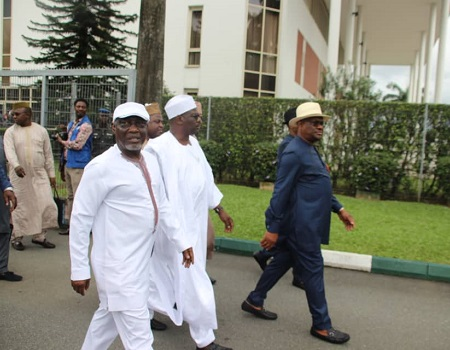 Wike charges Army to return to traditional roles of security